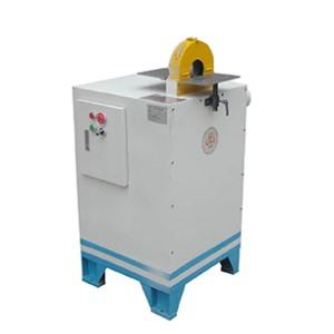 Headrest rod polishing machine