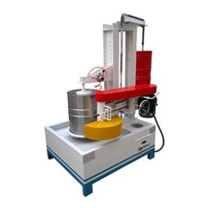 Drum outer polishing machine