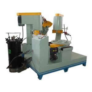External polishing machine picture