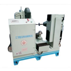 Disc end face polishing machine