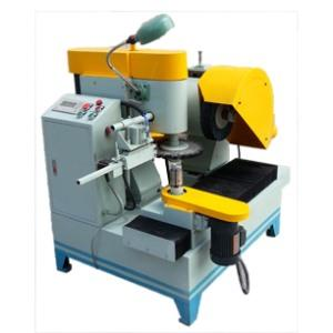 End face outer polishing machine model