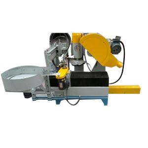 External polishing machine
