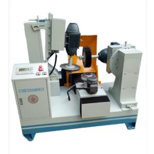 External polishing machine suction type