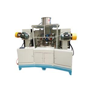 Small disc automatic polishing machine