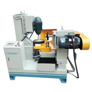 External polishing machine push-pull